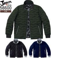 自重堂 58600 防寒ジャンパー│Jawin,ジャウィン[18AW]