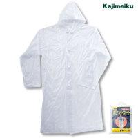 KAJIMEIKU(カジメイク) クリア ポケットコート【1222】簡易レインコート