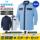 【服とデバイスセット】サンエス 空調風神服 KU92029 長袖シャツ/警備向け(T/C)[20SS]+リチウムイオンバッテリセット+ファンセット(デバイスはセレクタで選択下さい)│SUN-S