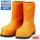 シバタ工業 NR010 冷凍庫用長 -60℃ (オレンジ)